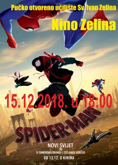 Spiderman: Novi svijet (sinkronizirano)
